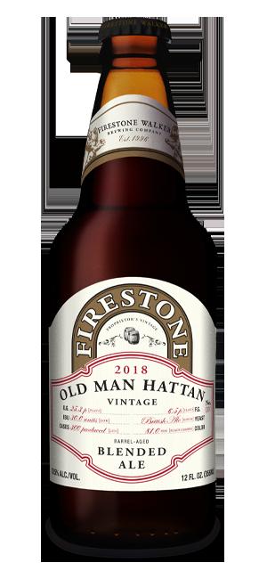 Firestone Walker Old Man Hattan