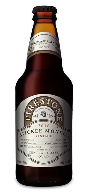 Firestone Walker Stickee Monkee
