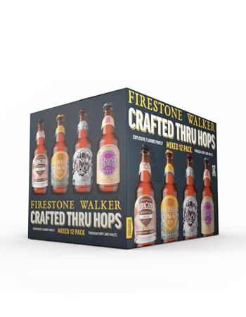 Firestone Walker Craft Thru Hops: Mosaic