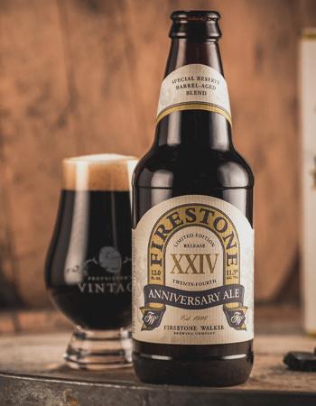 Firestone Walker XXIV Annyversary Ale